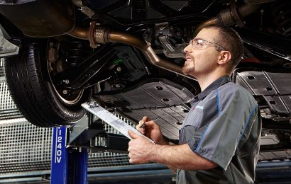 Automobilio techninės būklės tikrinimas